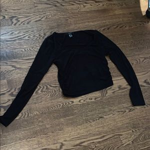 tight black top